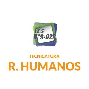 TECNICATURA SUPERIOR EN GESTIÓN DE RECURSOS HUMANOS