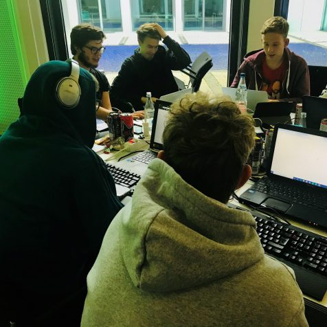 Fraunhofer IESE – PFAFF HACK Hacking Marathon