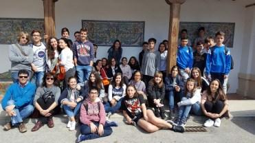 Group at Tabacalera