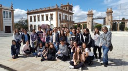 Group at Tabacalera