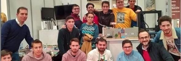 Visita al Salón del Estudiante en Lucena
