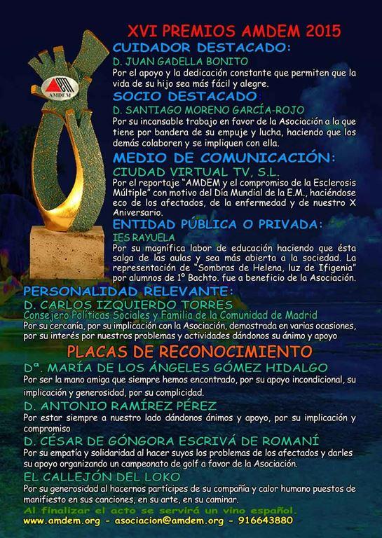 Premio AMDEM 2015 1
