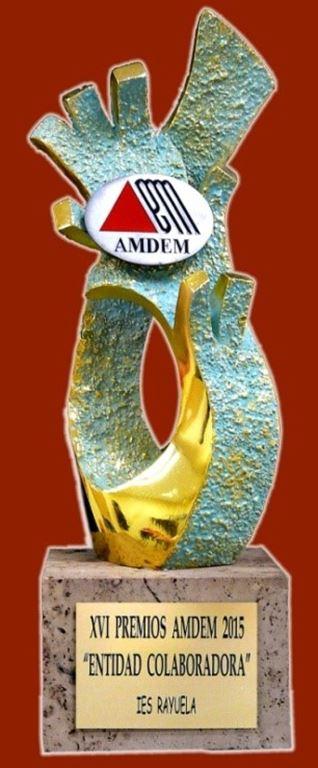 Premio AMDEM 2015 2