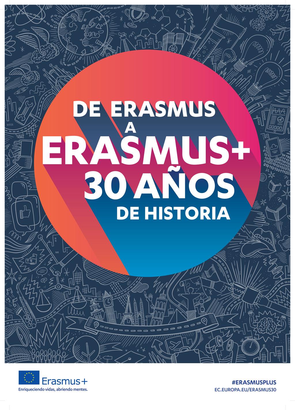 erasmus30_cartel