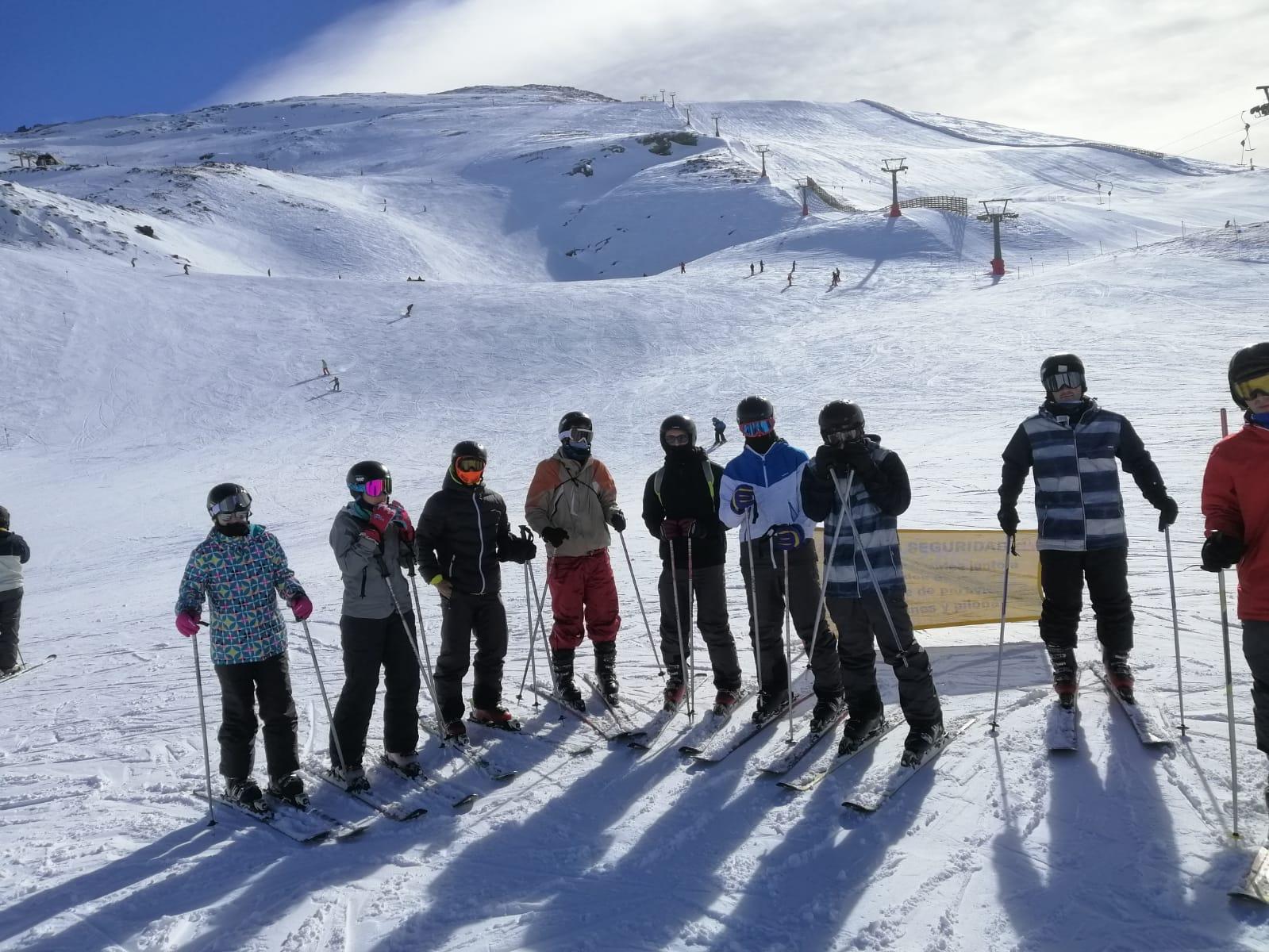 1Grupo Esquí