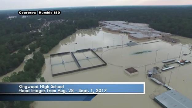 kingdwood high school