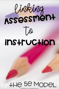 Formative Assessments For NGSS Science Classrooms