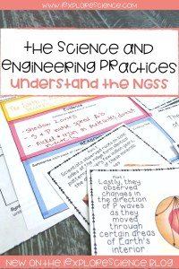 Simplifying The NGSS Science and Engineering Practices