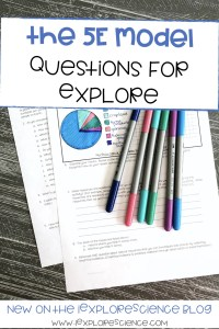 Questioning To Support Discovery Through Exploration