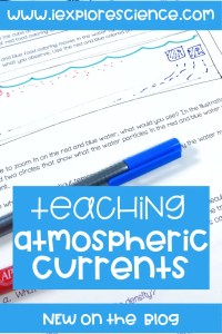 Hands-On To Minds-On Learning By Exploring Atmospheric Currents