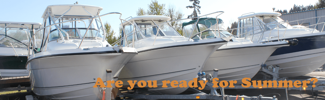 Add a Boat to your Summer Budget for some fun!