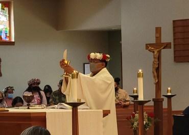 Mass in Chamorro and Carolinian – Federal Way, Washington
