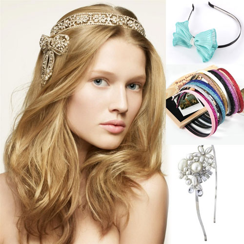 5 Gorgeous Hairband