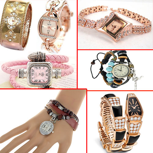 Gorgeous Watches for Women