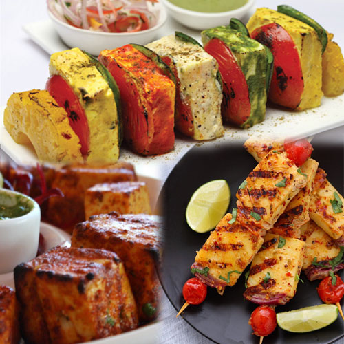 Weekend Spcl: Paneer for Cocktail Party