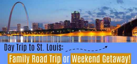 St Louis Day trip from Kansas City