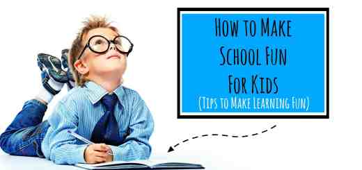 How to Make School Fun for Kids