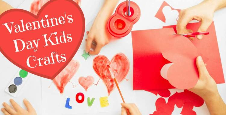 Easy Valentine Craft Ideas For Kids Show Love With Homemade