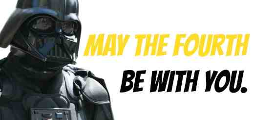 May the 4th Star Wars Day