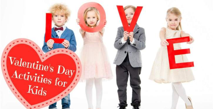 Valentines Day Activities for Kids