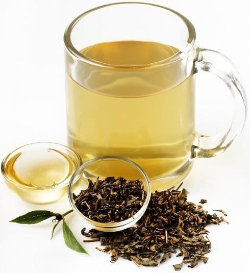 green-tea-with-honey uses