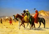 Jean Leon Gerome, Desert Quest