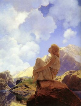 Maxfield Parrish, Morning