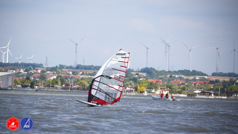 The 2021 PANNONIA IFCA JYM SLALOM EUROPEANS_DAY2 (41 of 76)