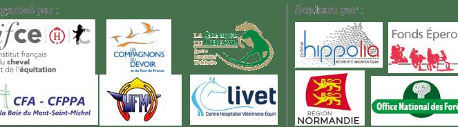 DIF logo orag partenaire equimeeting Maréchalerie 2017