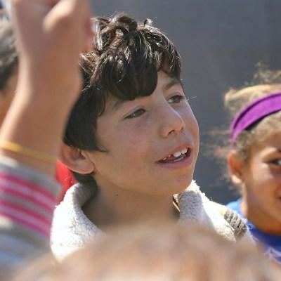 iF Charity - Palestinian Boy - Child