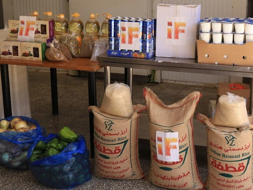 iF Charity - Gaza Food Aid