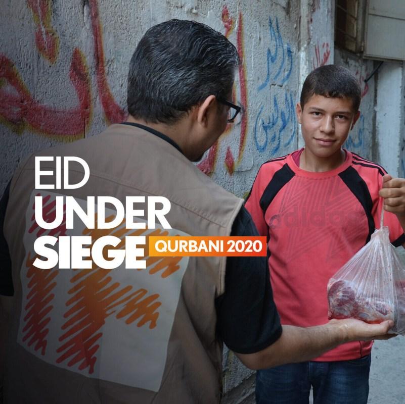 IF Charity - Gaza Qurbani in Palestine