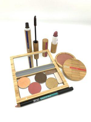 Kit maquillage colorimétrie chaude