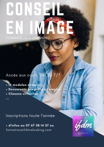 Foramation conseil en image à distance en e-learning