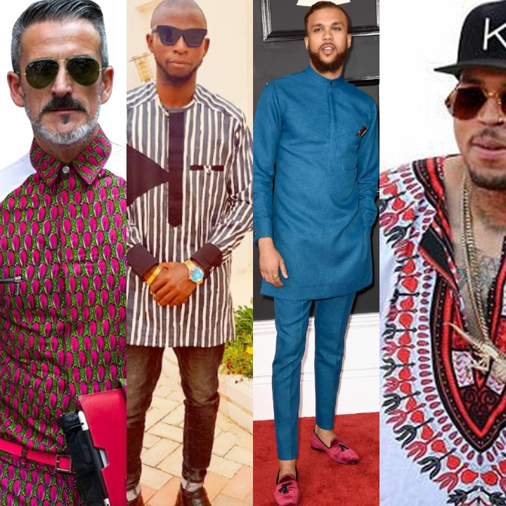 Best Ankara styles for men 2018 ,2019