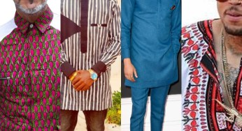 Best Ankara and African traditional wear Styles for Men 2019
