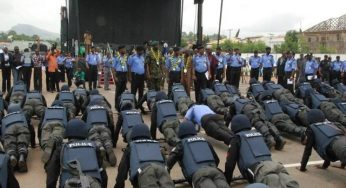 Nigerian Police reportedly order of arrest of 190 officers who allegedly deserted camp to avoid northeast deployment