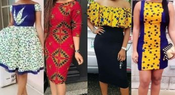 Best Ankara Styles and designs for women 2019