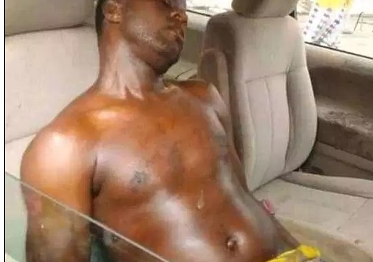 Laspotech student, Mayowa commits suicide with sniper