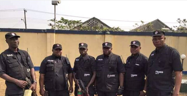 Breaking-#EndSARS: IGP ban SARS, STS, others from Nigerian roads