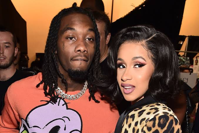 Rapper, Offset cries out,says he's stressed and misses Cardi B amid their divorce saga.