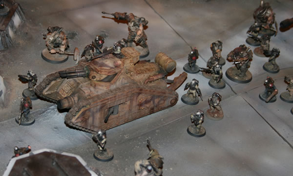 Imperial Malcador Heavy Tank Felix S Gaming Pages