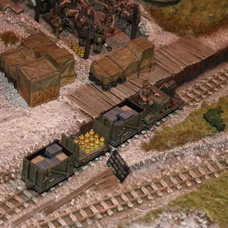 World War One Train