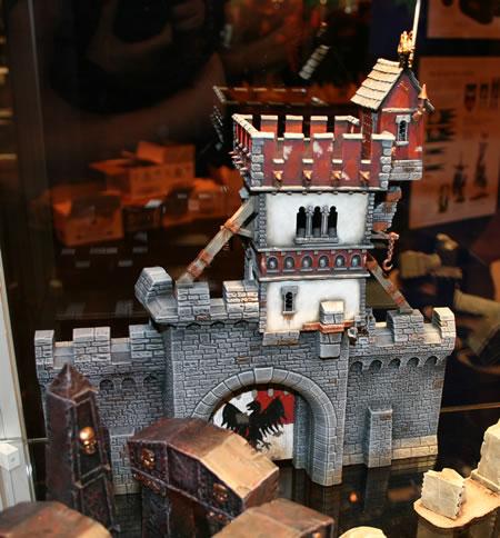 Warhammer Gate House