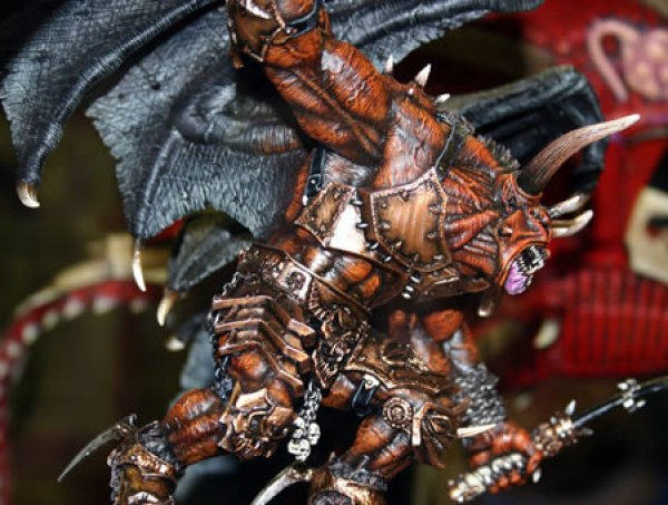 Bloodthirster Greater Daemon of Khorne