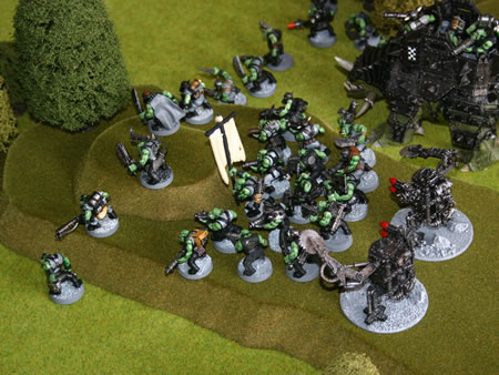 Ork army