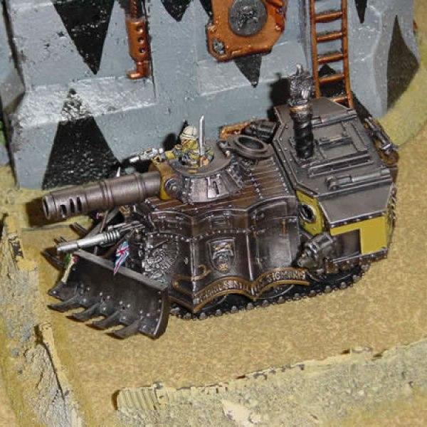 Victorian Leman Russ Tank