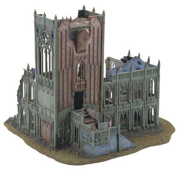 Shrine of The Aquila