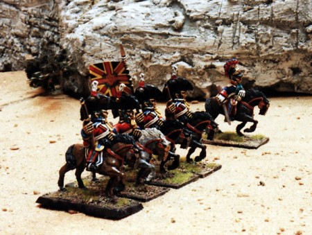 Flintloque British Cavalry