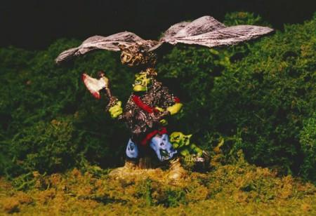 Bathead, Orc Warboss